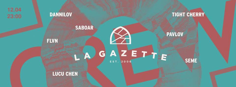 La Gazette Crew