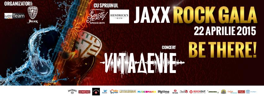 Rock Gala @ Jaxx – Garajul cu Rock
