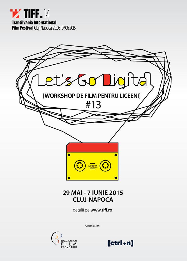 Încep înscrierile pentru Let's Go Digital