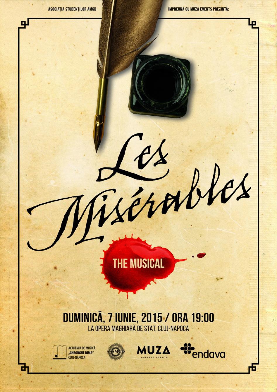 Musicalul Mizerabilii @ Opera Maghiară