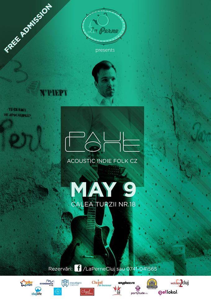 Concert Paul Cone @ La Perne
