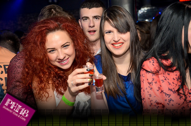 Poze: Girls Night Out @ Club Phi 18