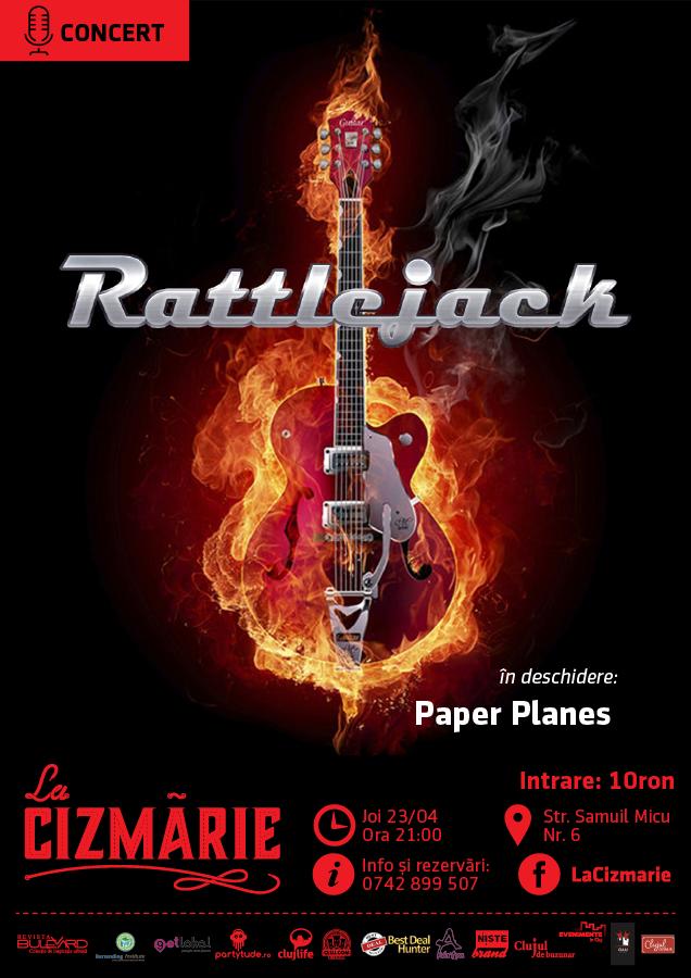 Concert Rattlejack @ La Cizmărie