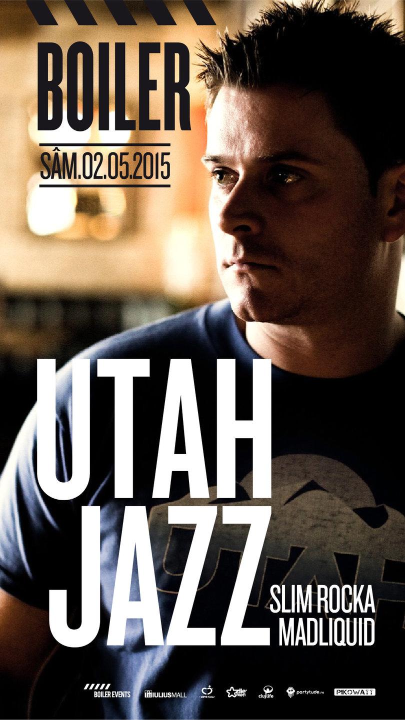 Utah Jazz @ Boiler Club