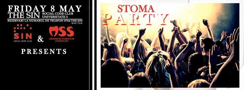 Stoma Party @ SIN Social Club