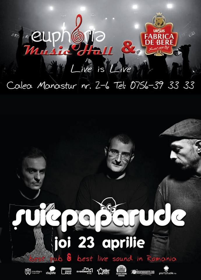 Șuie Paparude @ Euphoria Music Hall