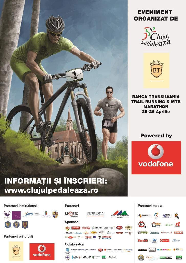 Trail Running și MTB Marathon