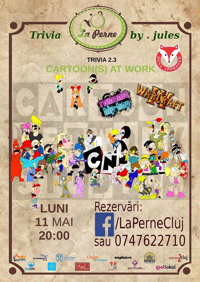 Trivia 2.3 @ La Perne