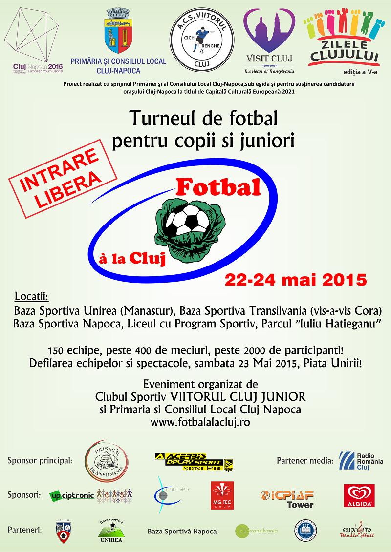 Fotbal à la Cluj, ediţia II-a