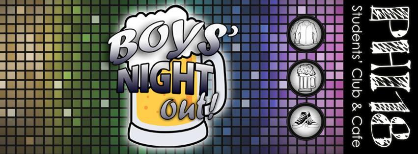 Boys Night Out @ Club Phi 18