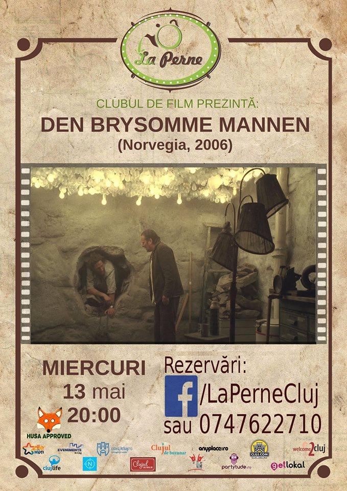 Clubul de film – Den Brysomme Mannen @ La Perne