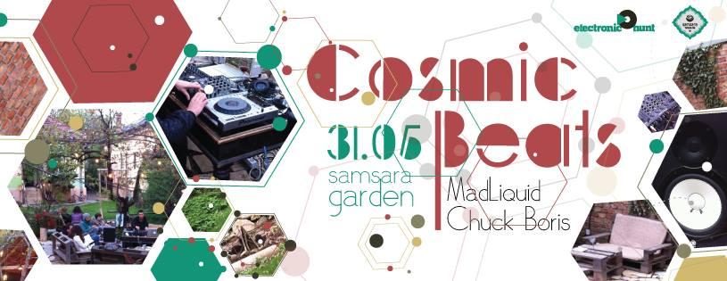 Cosmic Beats @ Samsara Garden