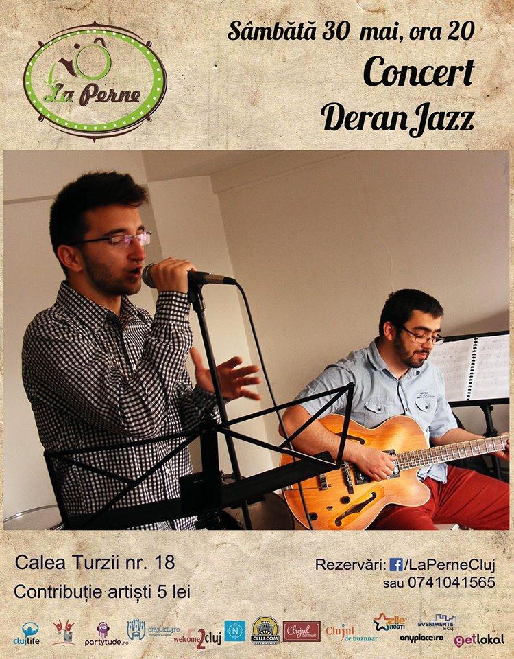 Concert Deranjazz @ La Perne