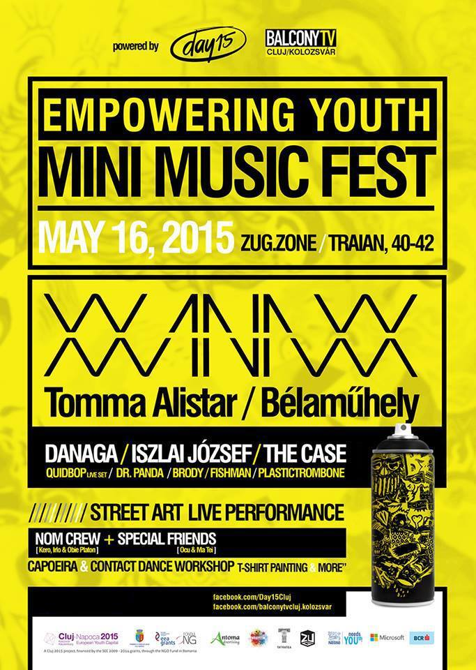 Empowering Youth – Mini Music Fest