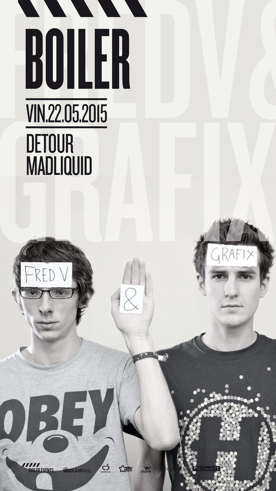 Fred V & Grafix @ Boiler Club