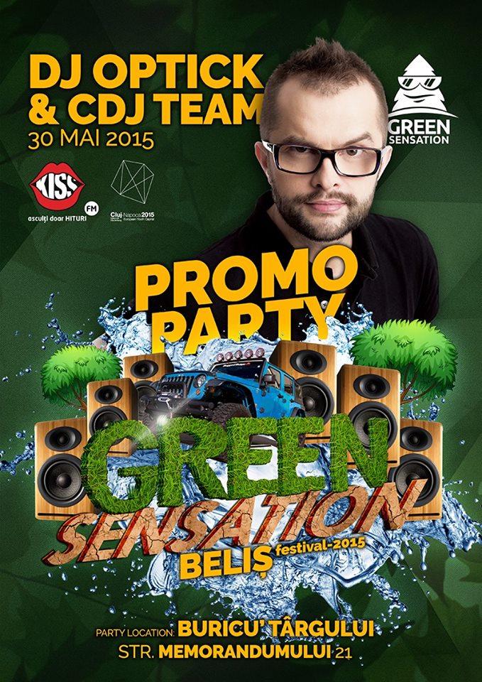Green Sensation în Buricu' Târgului