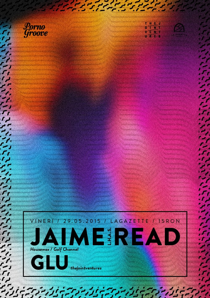 Jaime Read / Glu @ La Gazette