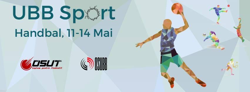 Campionat de Handbal @ UBB Fest