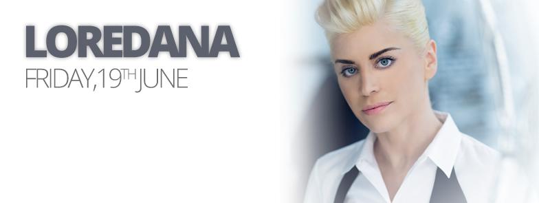 Loredana Live @ Club NOA