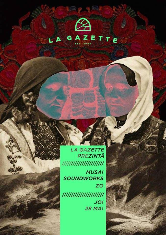 La Gazette Prezintă: Musai Soundworks / ZO