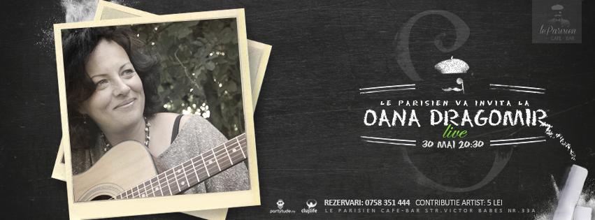Oana Dragomir Live @ Le Parisien