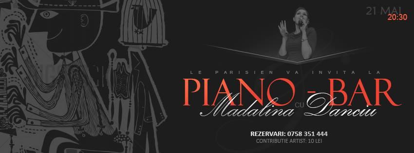 Piano Bar @ Le Parisien
