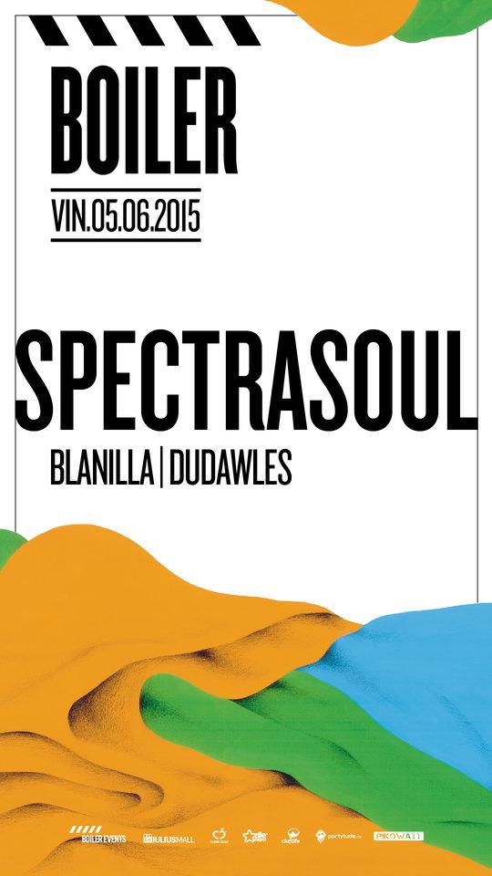 SpectraSoul @ Boiler Club