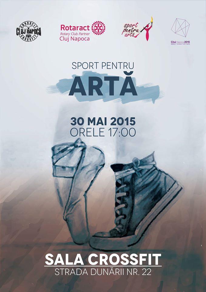 Sport pentru artă – Ediția a III-a