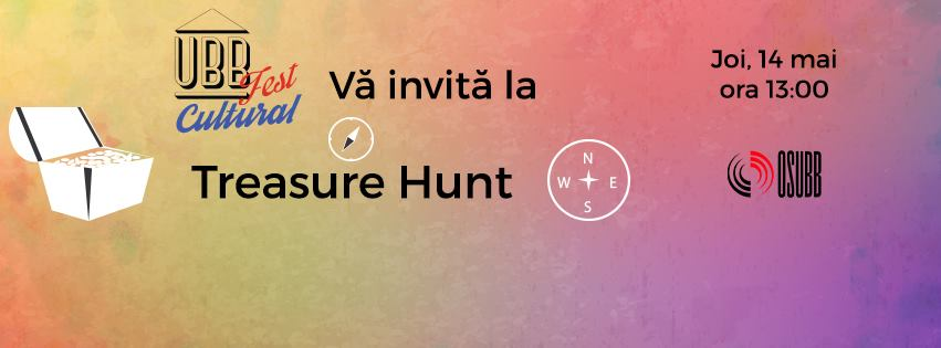 Treasure Hunt @ UBB Fest