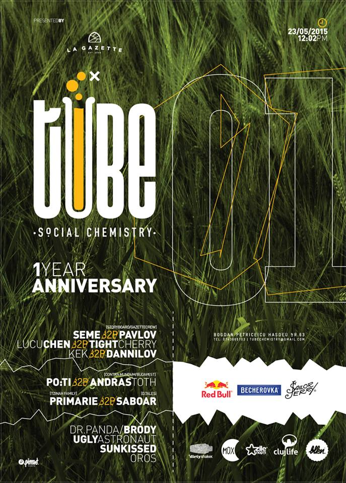 The Alchemists – 1 Year Anniversary @ The Tube
