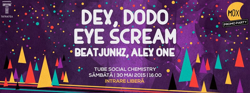MOX Promo Party @ Tube – Social Chemistry