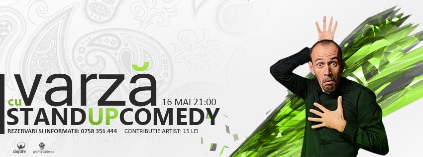 Stand up Comedy – Varză @ Le Parisien