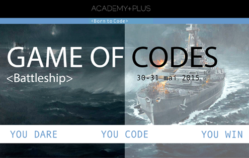 Game of Codes Battleship