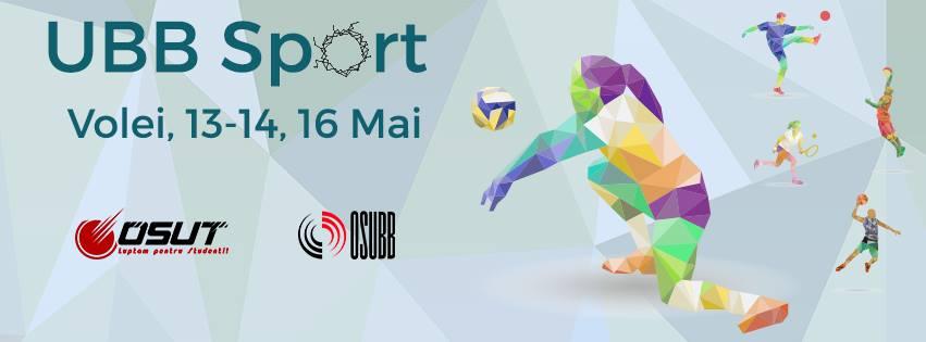 Campionat de volei @ UBB Fest