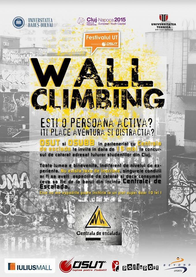 Polisport Wall Climbing