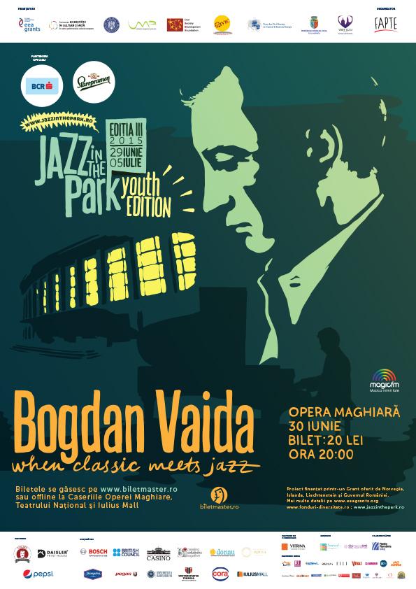 "Bogdan Vaida: ""When Classic Meets Jazz"""