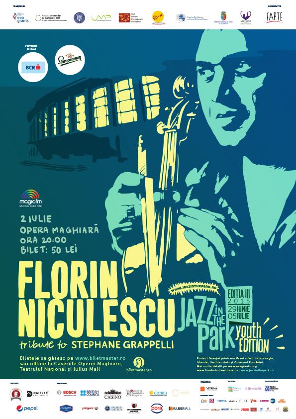 Florin Niculescu @ Opera Maghiară