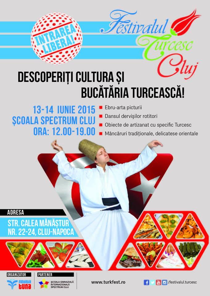 Festivalul Turcesc la Cluj-Napoca