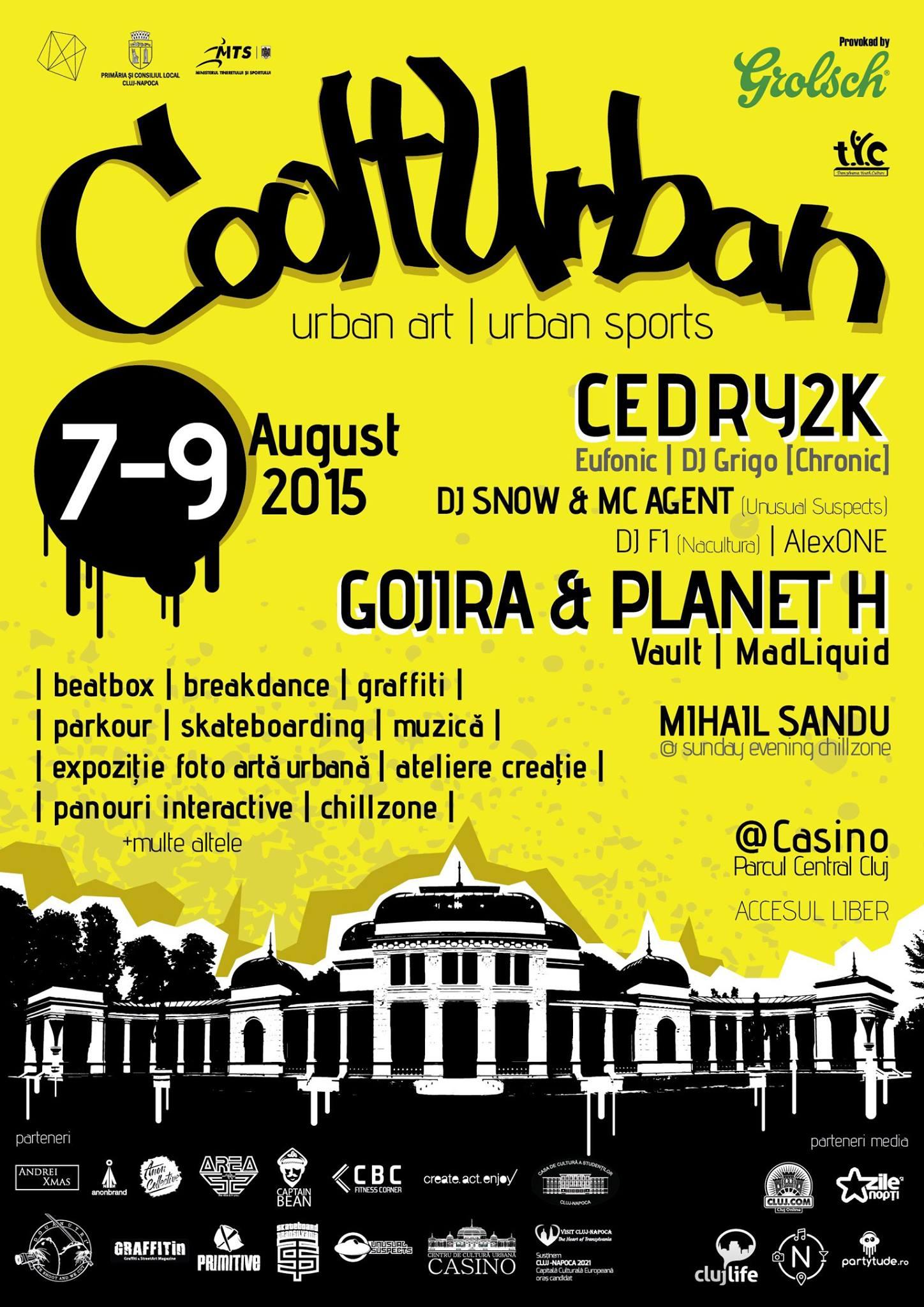 CooltUrban 2015