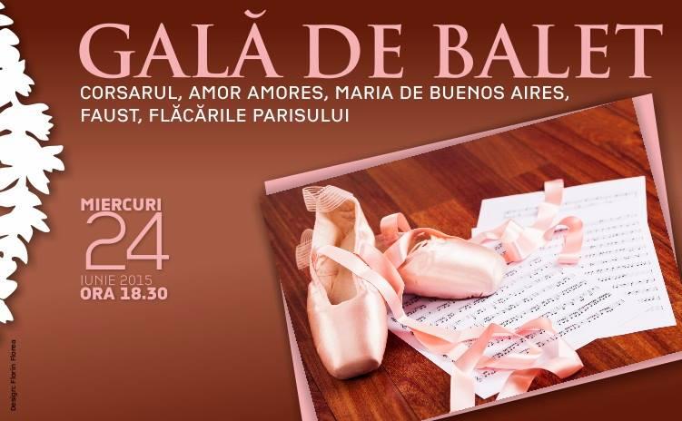 Gală de balet @ Opera Națională