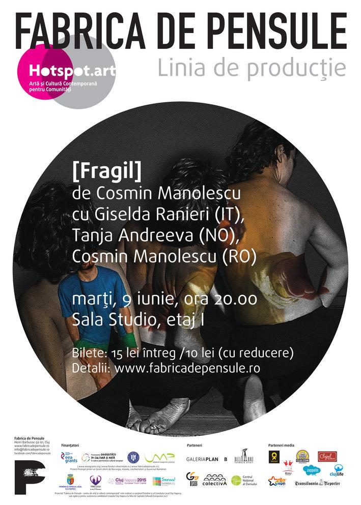 Fragil @ Fabrica de Pensule