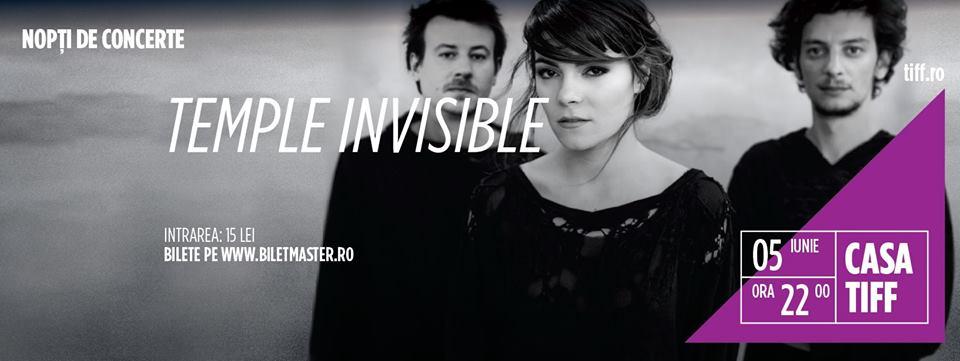 Temple Invisible @ Casa TIFF