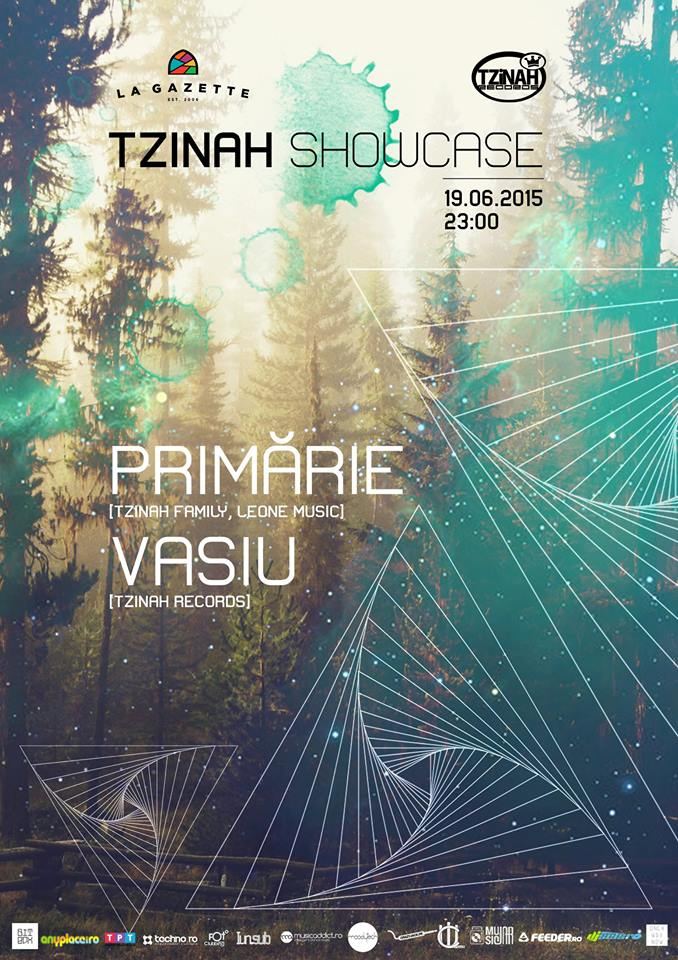 Tzinah Showcase @ La Gazette