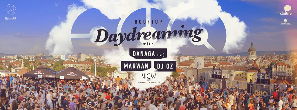 Rooftop Daydreaming w/ Danaga