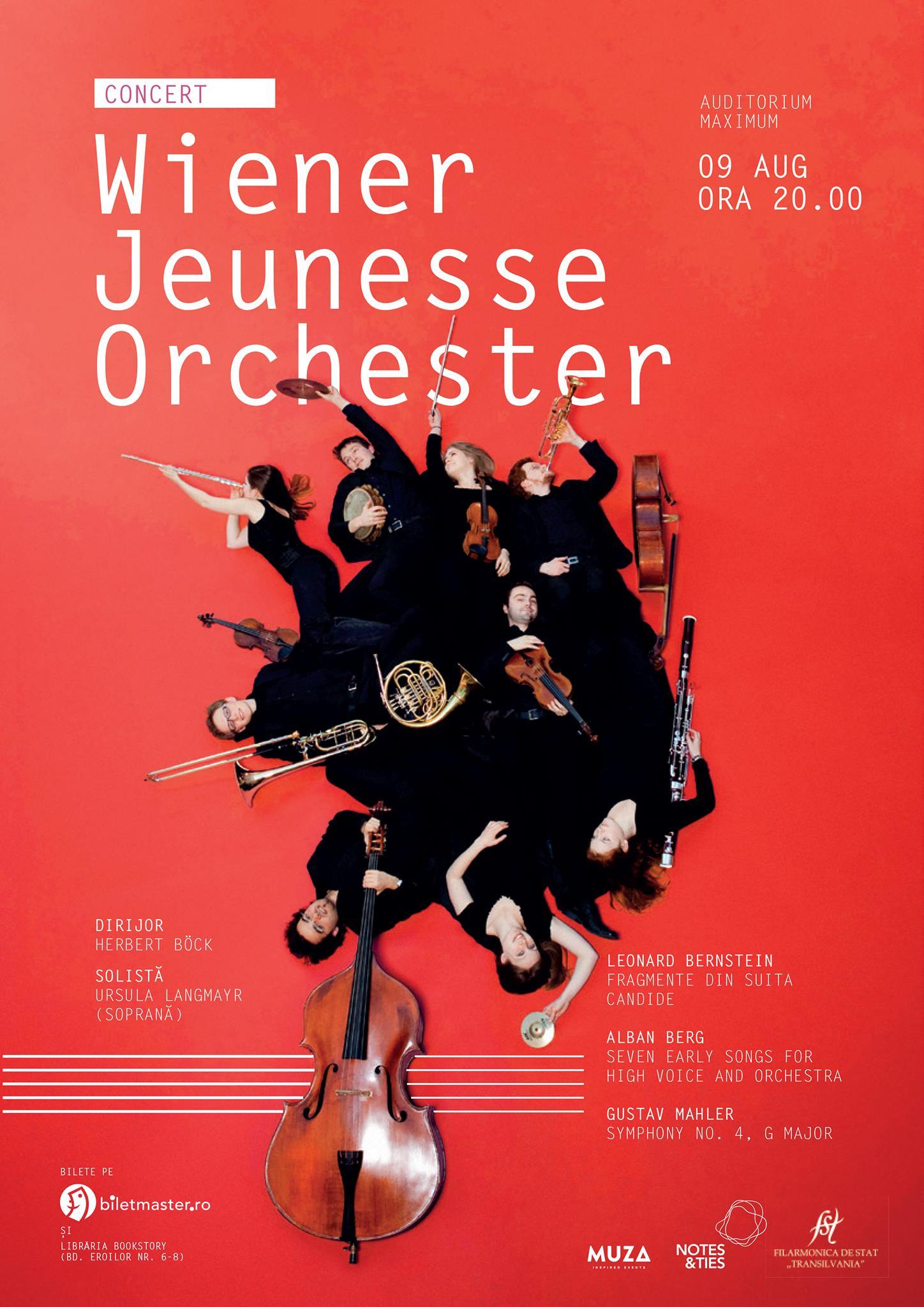 Wiener Jeunesse Orchester @ Auditorium Maximum