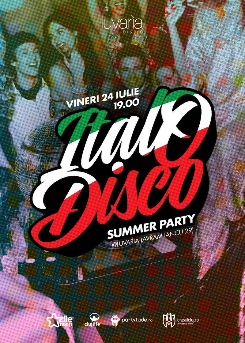 Italo-Disco Summer Party