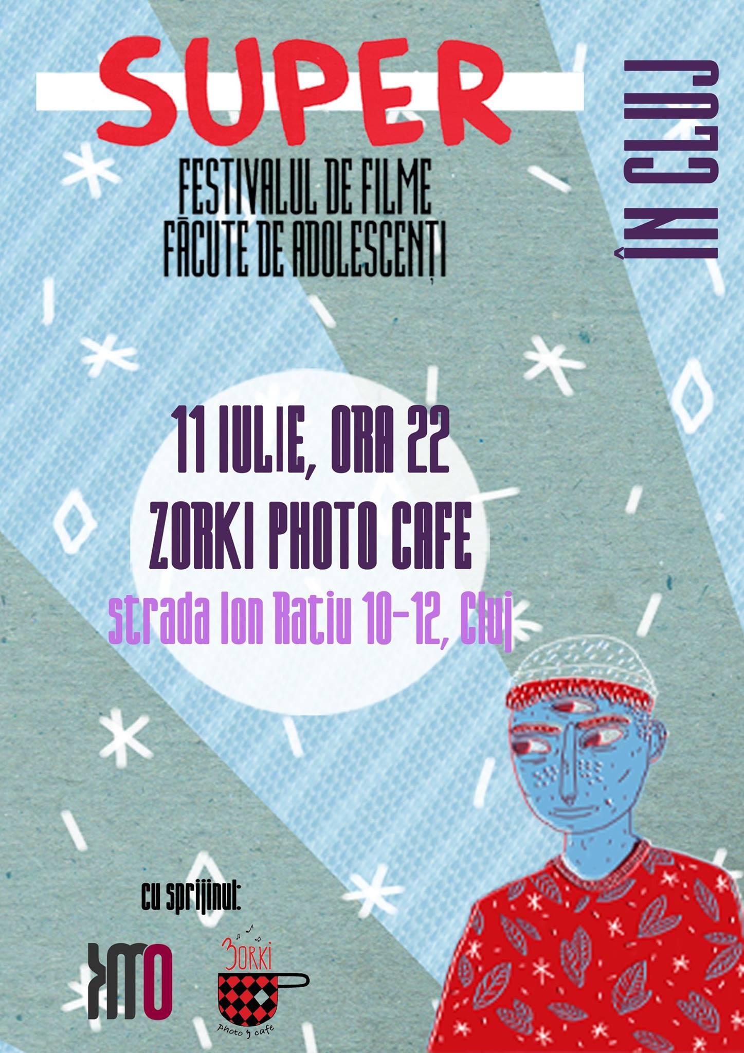 Super | Filme făcute de adolescenți în Cluj