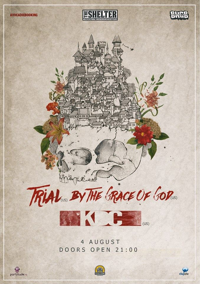 Trial / By The Grace of God / KDC @ The Shelter