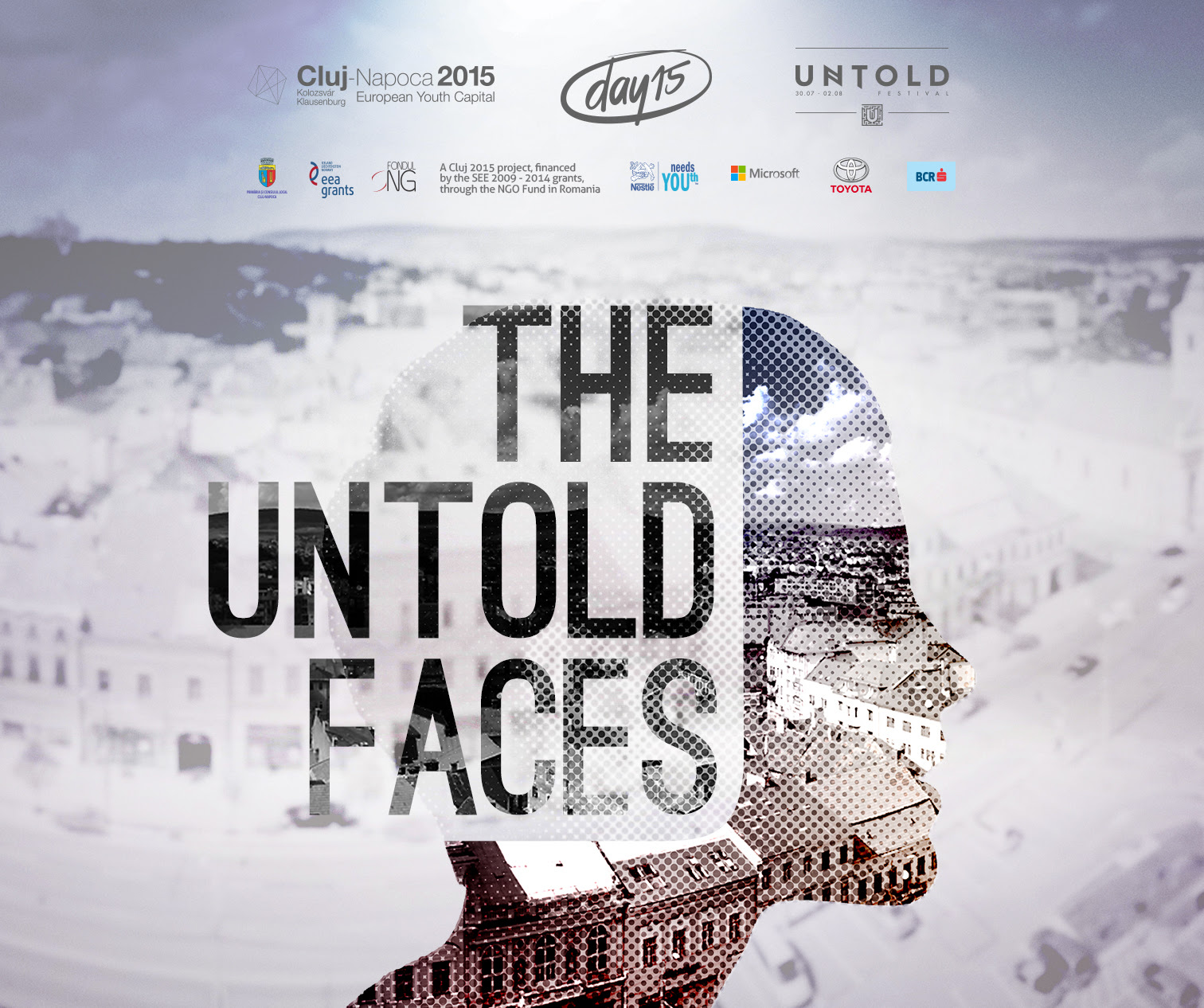 Day 15: The Untold Faces
