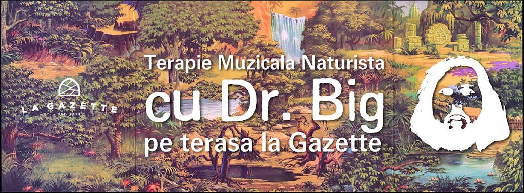Terapie Muzicala Naturista @ La Gazette
